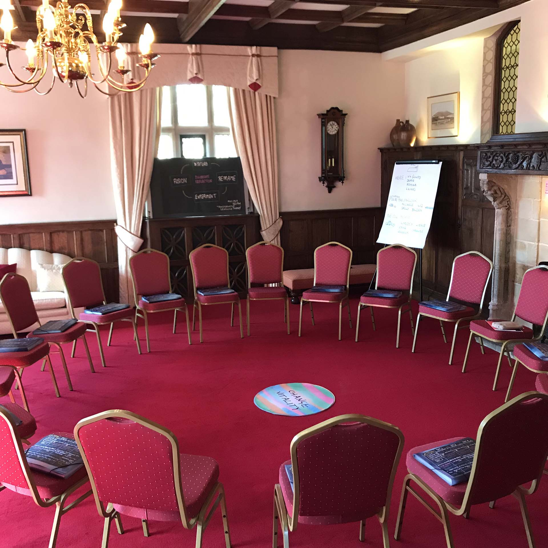 A unique venue with meeting rooms near Gatwick Airport & London